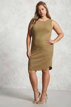 37d019ccb93d Forever 21 FOREVER 21+ Plus Size Bodycon Dress