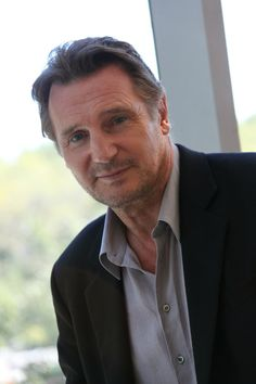 Liam Neeson Liam Neeson, Hollywood Icons, Hollywood Actor, Ralph Fiennes, Star Wars, Gary Oldman, Young Actors, Oscar Winners, Cinema