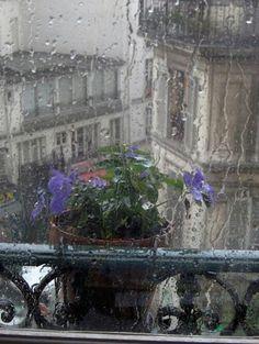 Rainy Day, Paris, France photo via famir Love Rain - Don't forget to take photos then too! Walking In The Rain, Singing In The Rain, Rainy Night, Rainy Days, Rainy Sunday, Smell Of Rain, I Love Rain, Sound Of Rain, France Photos
