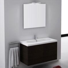 Trendy Iotti Vanity and Sink TR03C