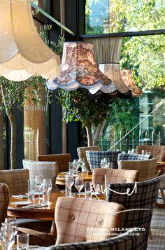 Star Inn the City, York.  Bar & Restaurant interior design & fit out by Rachel McLane Ltd