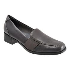 Women's Trotters Arianna Dark Patent Leather/Burnished Soft Kid (US Women's 6 N (Narrow))