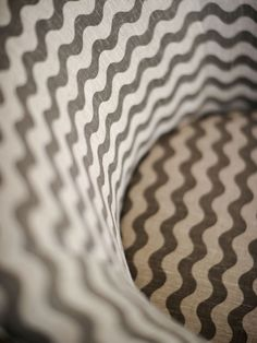I'm kind of obsessed with chevron prints at the moment, but this slightly different print is just fab fab fab. What should we call it? Squiggly's? Hope there's more out there!