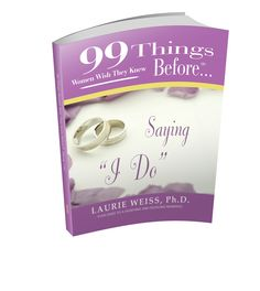 New book! Read an excerpt at http://www.LaurieWeiss.com/ido