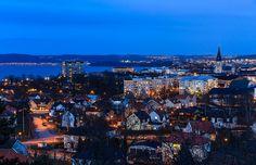 Jonkoping, capitol of Smaland, Sweden