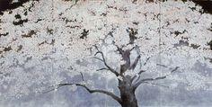星々  /  364 ×182cm (個展 2003)