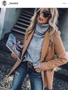 New Ideas Fashion Casual Chic Winter Clothes Cute Fall Outfits, Stylish Outfits, Winter Outfits, Fashion Outfits, Winter Clothes, Fashion Clothes, Work Outfits, Style Désinvolte Chic, Casual Chic Style