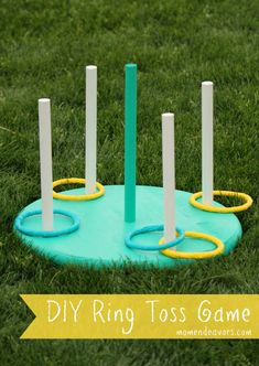 32 Fun DIY Backyard Games To Play (for kids & adults!), DIY and Crafts, 32 Of The Best DIY Backyard Games You Will Ever Play great outdoor games to make much better than buying them ellie hamm. Outdoor Games For Kids, Backyard For Kids, Outdoor Fun, Diy For Kids, Backyard Bbq, Wedding Backyard, Backyard Birthday, Kids Yard, Party Outdoor