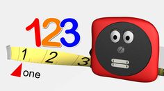 Learn numbers 1 to 20 with this talking tape measure for kids. https://www.youtube.com/watch?v=fuH7IeXEZE0