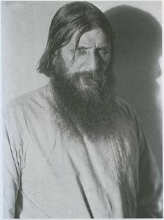 Grigori E. Rasputin, Moscow, 1916