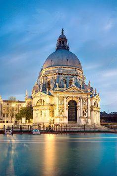 iglesia de la salud Venecia