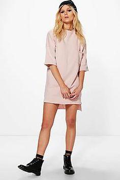 Petite Molly Pocket Sweat Dress