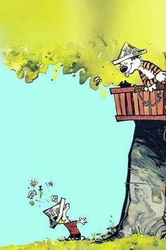 Calvin And Hobbes Wallpaper Phone Hd Luxury 47 Calvin And Hobbes Iphone Wallpaper On Wallpapersafari Of Calvin And Hobbes Wallpaper Phone Hd 1 Calvin Y Hobbes, Calvin And Hobbes Quotes, Calvin And Hobbes Wallpaper, Bd Comics, Humor Grafico, Hobbs, Comic Strips, Iphone Wallpaper, Apple Wallpaper