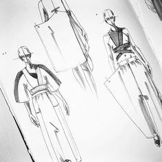 Justus Fashionary- From sketch to runway Justus is a Fashion Institute of Technology student based in New York. Using Fashionary as his fashion diary, he has created lots of amazing designs and fashion sketches! Fashion Design Sketchbook, Fashion Design Portfolio, Fashion Design Drawings, Drawing Fashion, Art Portfolio, Illustration Mode, Fashion Illustration Sketches, Fashion Sketches, Shoe Sketches