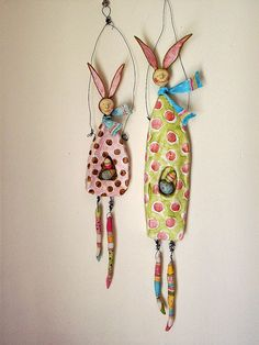 LolliPatchouli funny bunnies-love her style!