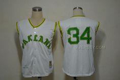 http://www.xjersey.com/athletics-34-rollie-white-1968-mn-sleeveless-jerseys.html Only$34.00 ATHLETICS 34 ROLLIE WHITE 1968 M&N SLEEVELESS JERSEYS #Free #Shipping!