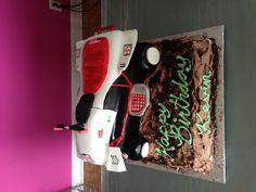 Racing Quad Cake