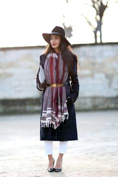 How To Dress Like A French Girl #refinery29