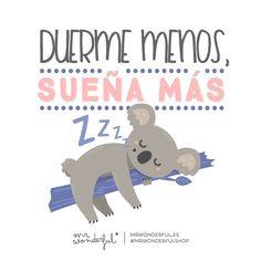 ¡Feliz noche y dulces sueños! #mrwonderfulshop #dream