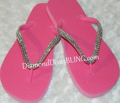 www.DiamondDivasBLING.com ♥ LIKE ♥ our page today! ♥ www.facebook.com/DiamondDivasBLING ♥ Rhinestone Sandals, 3 Shop, Diva, Flip Flops, Bling, Facebook, Shopping, Shoes, Fashion