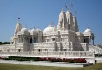 BAPS Mandir (Lilburn, GA), the largest Hindu temple in the United States Visit Atlanta, Georgia On My Mind, Religious Architecture, Hindu Temple, Mosques, Grade 2, Deities, Us Travel, All Over The World
