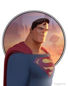 Superman - Brian Lawver