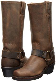 Amazon.com: FRYE Women's Harness 12R Boot: Clothing