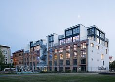 Kinzo converts former Berlin brewery into Soundcloud headquarters