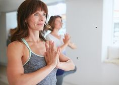 Female trainer with student doing Vrikshasana by jacoblund. Portrait of fitness woman in doing yoga. Female trainer with student practicing Vrikshasana. Tree Pose with hands in . Beat Diabetes, Types Of Diabetes, Sugar Diabetes, Diabetes Recipes, Lower Blood Sugar Naturally, Female Trainers, Le Pilates, Cure Diabetes Naturally, Weight Gain