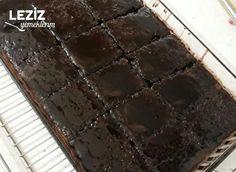 Islak Kek (Aşama Aşama Anlatım) Food And Drink, Candy, Chocolate, Cooking, Desserts, Brownie, Kitchen, Tailgate Desserts, Deserts