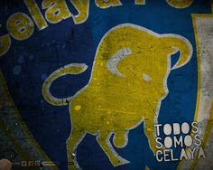 #Wallpaper Mod09102013CTG(1) #LigraficaMX #DiseñoYFútbol #ElFútbolNosInspira • #CelayaFC
