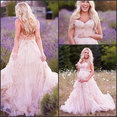 Here is a sneak peak at what's new and fresh at Costbuys today 2016 Blush New Ro... see for yourself and don't ever doubt again http://www.costbuys.com/products/2016-blush-new-romantic-pregnant-wedding-dresses-sweetheart-hand-made-flower-country-style-bridal-gowns-with-sweep-train?utm_campaign=social_autopilot&utm_source=pin&utm_medium=pin