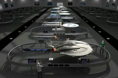 Star trek museum would be great!