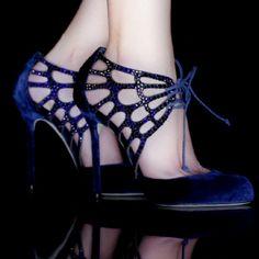 Blue shoes want them...