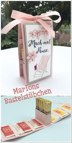 Marions Bastelstübchen: Mach mal Pause!