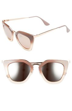Free shipping and returns on BP. 52mm Cat Eye Sunglasses at Nordstrom.com. A slim metal bridge and angular cat-eye frames upgrade the look of chic sunglasses that offer full sun protection.
