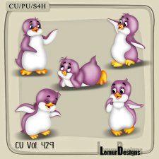 CU Vol 429 Penguins #CUdigitals cudigitals.comcu commercialdigitalscrapscrapbookgraphics #digiscrap