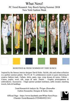 #ToryBurch #NYFW #SPRINGSUMMER2018 #READYTOWEAR #CooperHewitt #Smithsonian #DesignMuseum #interiordesigner #DavidHicks #fashion #SS18 #RTW #fashionweek #womenswear #caftans #tunics #fidgetspinner #pendantnecklaces #fashionista #fashionindustry #fashionforecast #fashionforward #fashionblogger #pantone #fashionresearch #priyachander #WhatNextPriyaChanderTrendResearch #womenstyle #towel #embroideries