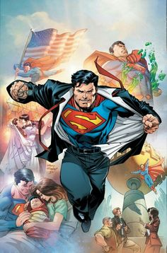 ACTION COMICS #977 Cover by ANDY KUBERT