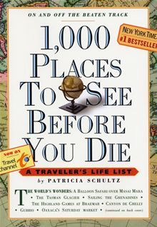 Introducing the Eighth Wonder of travel books, the New York Times bestseller that