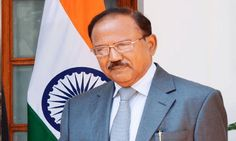 The Indian National Security Advisor Ajit Doval who is best known for the India's spy officer. He was close and advisor to the Prime Minister Narendra Modi.
