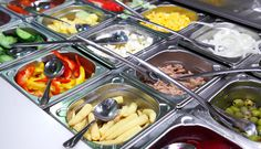 Loading up at the salad bar is tricky: Pack on too little and you won't be full, but pile up too high and you're breaking the bank. Here are 8 smart tips to save cash at the salad bar. | Be Well Philly