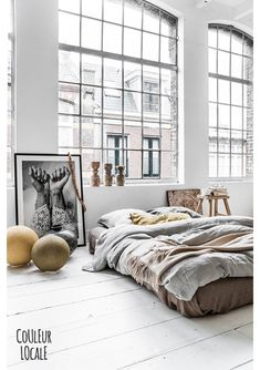 1R・1Kの一人暮らし部屋にもおすすめ!空間を広く見せるローベッドの魅力 | スクラップ [SCRAP]