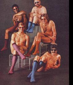 Mænd i strømper