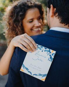 "49 Gostos, 3 Comentários - a pajarita (@a_pajarita) no Instagram: ""Watercolor Save the Date ""Maria und João´s intimes Portugal Elopement"" Weddingshoot is online by…"""