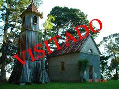 Capela de Nossa Senhora da Rocca em Caxias do Sul.