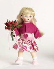"""MADAME ALEXANDER LOVE'S BLOOM VALENTINE 8"""" WENDY DOLL 49880 NRFB"""