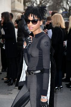 Du Chanel of course. Il y en a pour tous les styles, âges et genres. Focus: Willow Smith
