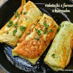 Kalafior kiszony | Stare Gary My Favorite Food, Favorite Recipes, Crepes And Waffles, Pancakes, Good Food, Yummy Food, Polish Recipes, Food Design, Food Photo
