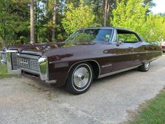 Hemmings Find of the Day – 1968 Pontiac Bonneville